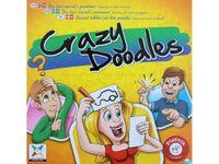 Board Game: Crazy Doodles