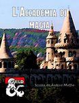 RPG Item: L'Accademia di Magia