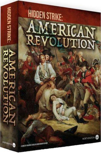 Board Game: Hidden Strike: American Revolution