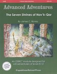 RPG Item: AA#08: The Seven Shrines of Nav'k-Qar