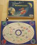 Board Game: Bimbo's Mondfahrt
