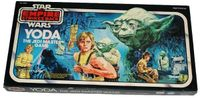 Board Game: Star Wars: Yoda the Jedi Master