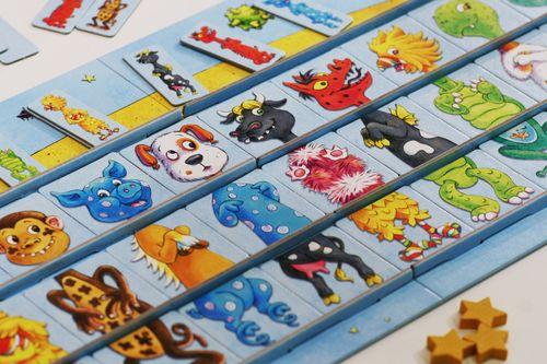 Board Game: Mucca Pazza