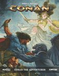 RPG Item: Conan the Adventurer