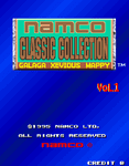 Video Game Compilation: Namco Classic Collection Volume 1