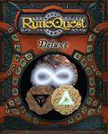 RPG Item: RuneQuest Deluxe (MRQ)