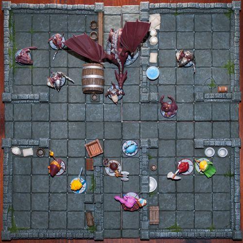 Board Game: Super Dungeon Explore