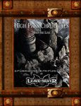 RPG Item: High Pass Chronicles: Hold the Line