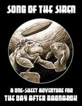RPG Item: Song of the Siren (Savage Worlds)