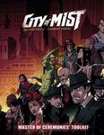 RPG Item: City of Mist Master of Ceremonies' Toolkit