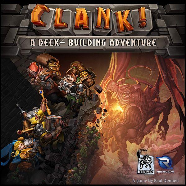 Clank!: A Deck-Building Adventure
