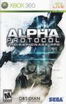 Video Game: Alpha Protocol
