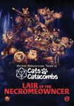 RPG Item: Animal Adventures: Tales of Cats & Catacombs: Lair of the Necromeowncer