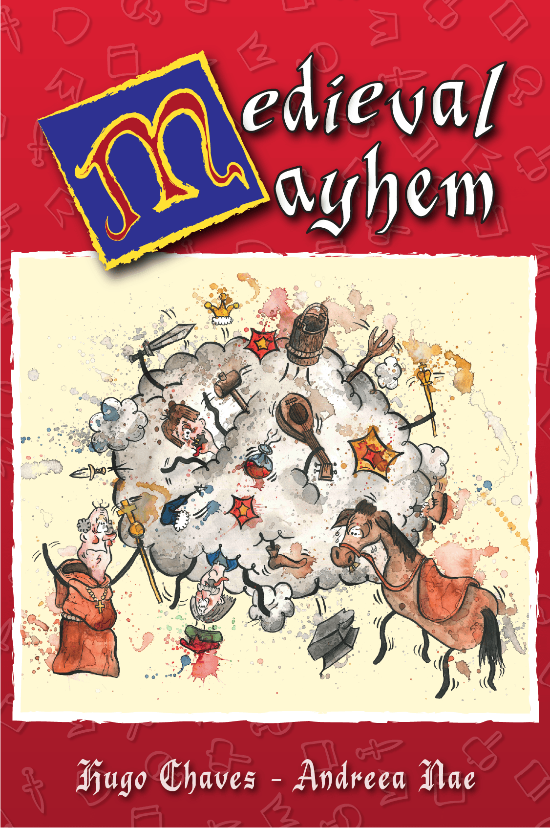 Medieval Mayhem: The Card Game