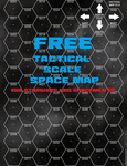 RPG Item: Tactical Map For Starships & Spacemen 2e