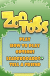 Video Game: Zoo Toss