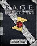 RPG Item: R.A.G.E.: Roleplay Adventure Gaming Engine Core Rulebook & Player's Guide