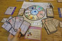 Board Game: Alchemist of Five Elements