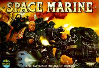 Board Game: Space Marine