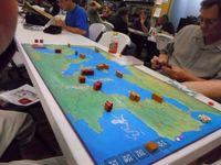 game on the big board