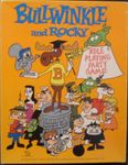 RPG Item: Bullwinkle and Rocky Role Playing Party Game
