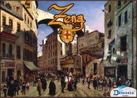 Board Game: Zena 1814
