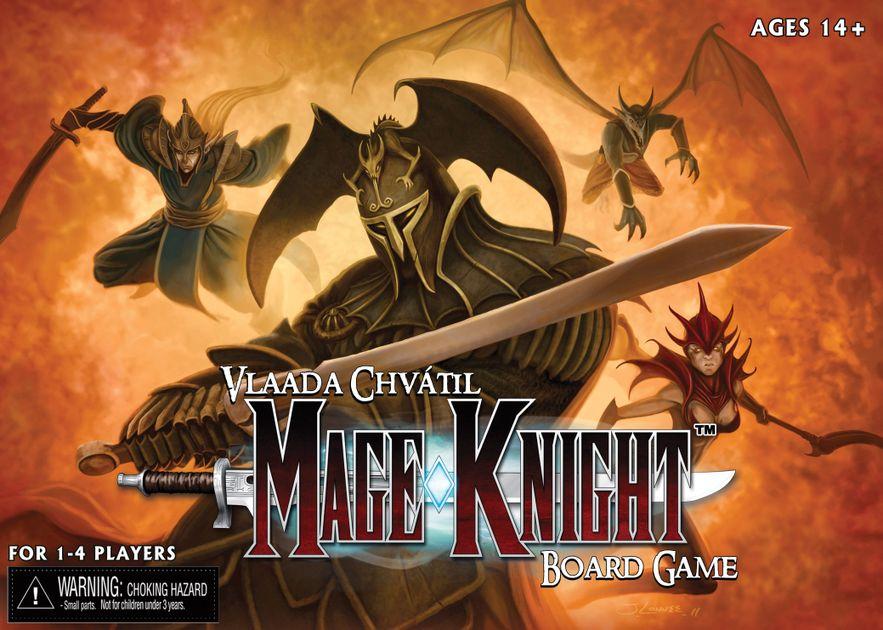 Carte Mage Knight Nightstalker  !!!