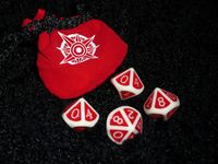 RPG Item: Exalted Second Edition Dice