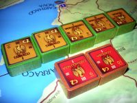 The end is near for Caesar's two legions!