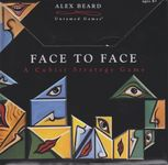 Board Game: Face to Face: A Cubist Strategy Game