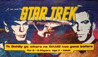 Board Game: Star Trek: The Final Frontier
