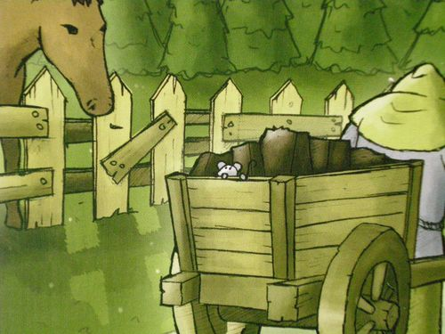 Board Game: Agricola: Farmers of the Moor