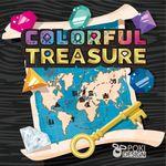Board Game: Colorful Treasure
