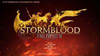 Video Game: Final Fantasy XIV: Stormblood