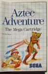 Video Game: Aztec Adventure