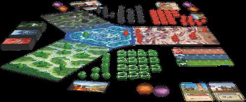 Board Game: Genesia