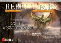 Issue: Rebel Times (Issue 99 - Dec 2015)