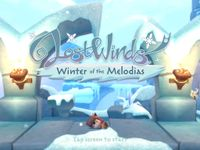 Video Game: LostWinds: Winter of the Melodias