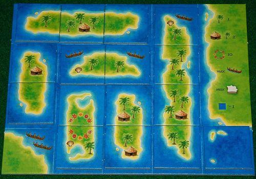 Board Game: Maori