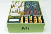 Board Game Accessory: 1817: 3D Printed Organizer
