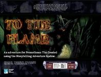 RPG Item: To the Flame