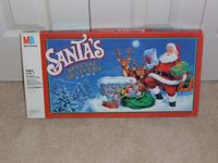 Board Game: Santa's Special Delivery Game