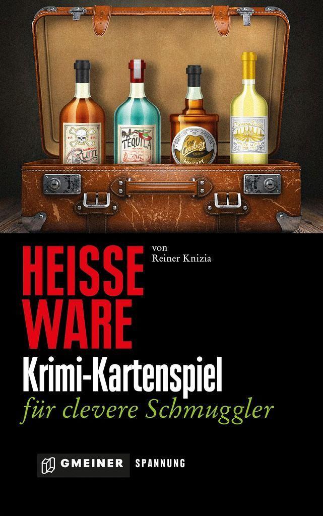 Heisse Ware: Krimi-Kartenspiel