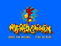 Video Game: Alfred Chicken