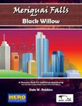 RPG Item: Meriquai Falls: Black Willow