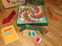 Board Game: Merry Go Round