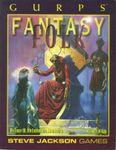 RPG Item: GURPS Fantasy Folk (Second Edition)
