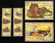 Board Game: Elasund: Erweiterung