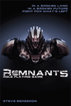 RPG Item: Remnants Role Playing Game