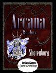 RPG Item: Arcana Realms: Shorenborg